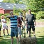 Teambuilding Sonnerupgaard Gods